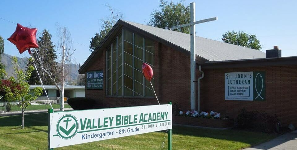 Valley Bible Academy – St. John's Lutheran Church